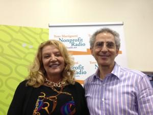 Karen and Tony at bbcon