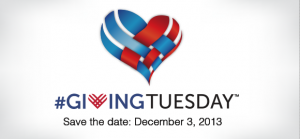 Giving Tuesday official logo 2013