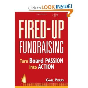 Fired Up Fundraising book