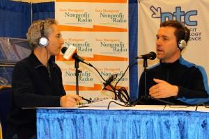 With Drew Bernard at NTC