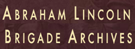 Abraham Lincoln Brigrade Archives